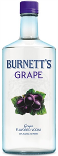 Burnett's Vodka Grape 1.00l